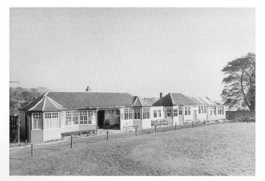 New Clubhouse 1920s to 1965