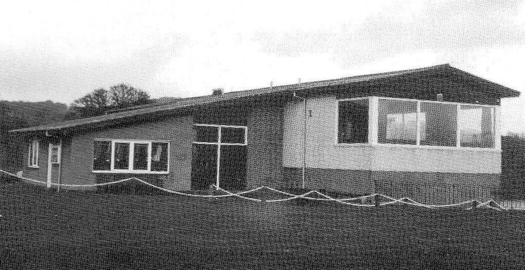 New Clubhouse 1965