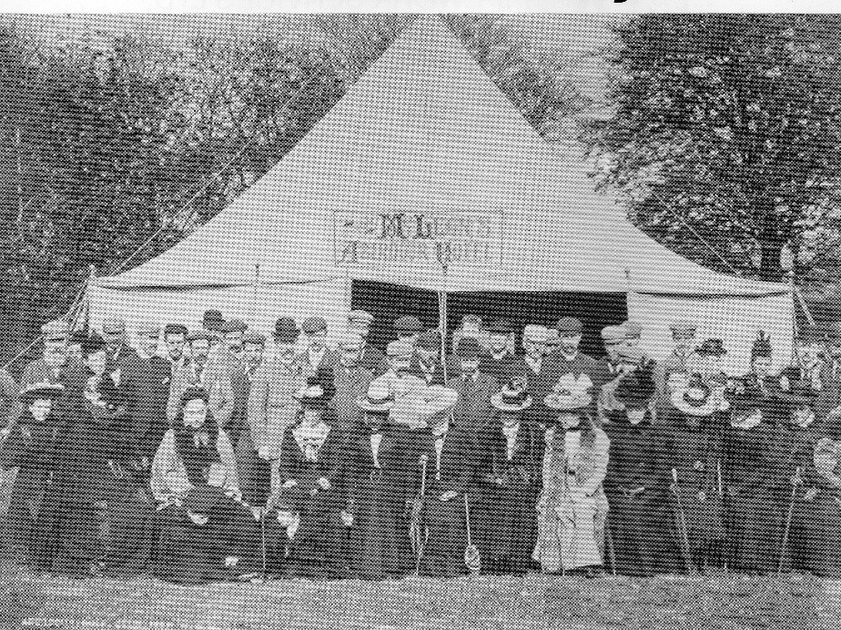 Opening Ceremony 1897
