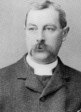The First Club Captain - Rev W H Gray